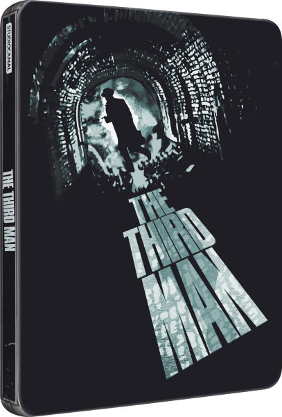 The Third Man - Zavvi Exclusive Limited Edition Steelbook (Ultra Limited Print Run) (UK EDITION)