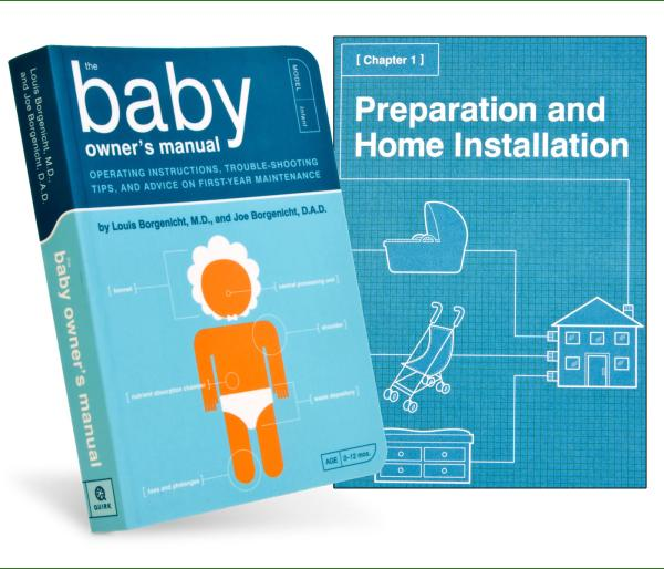 The Baby Owner S Manual Iwoot