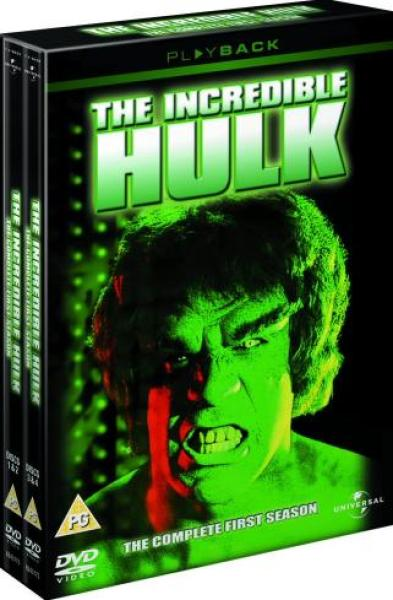 The Incredible Hulk - Complete Season One