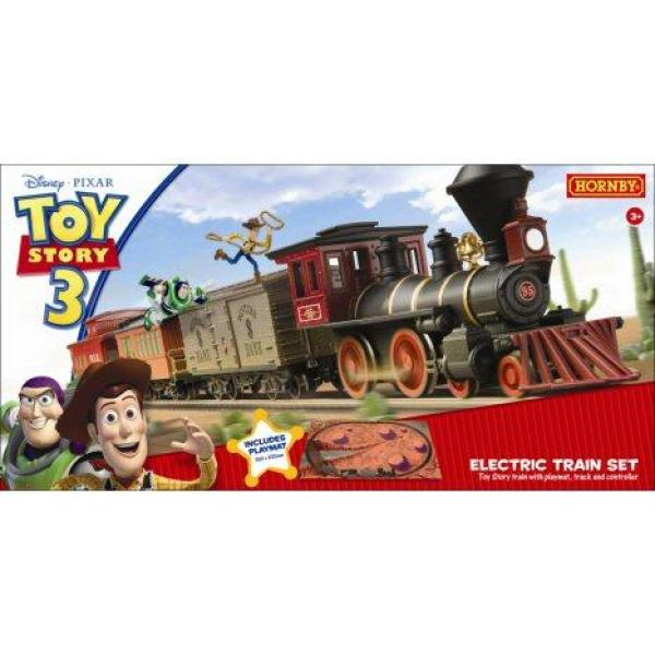 Hornby Toy Story 3 Oo Gauge Electric Train Set R1149