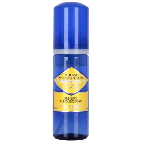 L'Occitane Immortelle Brightening Cleansing Foam (150ml) ShopFest Money Saver