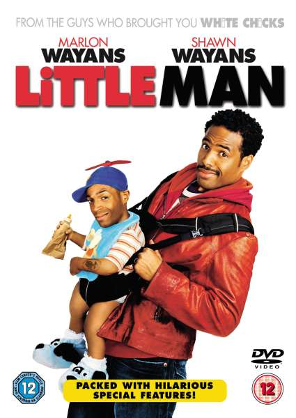 Little Man Dvd Zavvi