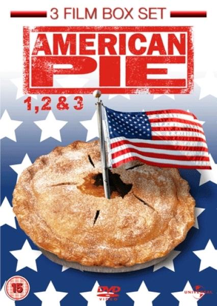 American Pie / American Pie 2 / American Pie: The Wedding (Lenticular Sleeve)