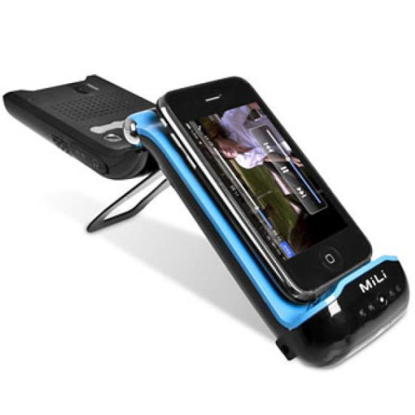 Mili iphone projector special buy iwoot for Iphone pocket projector best buy