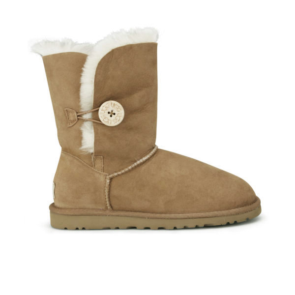 ugg boots bailey button chestnut uk