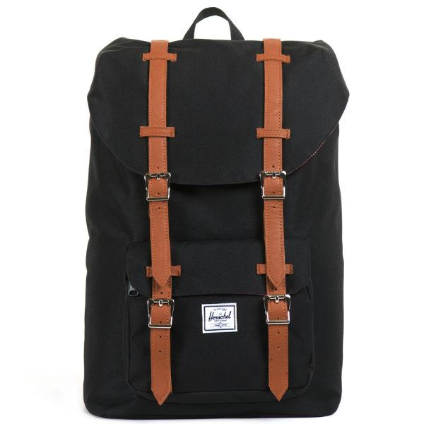 Herschel Supply Co. Little America Mid Volume Backpack - Black