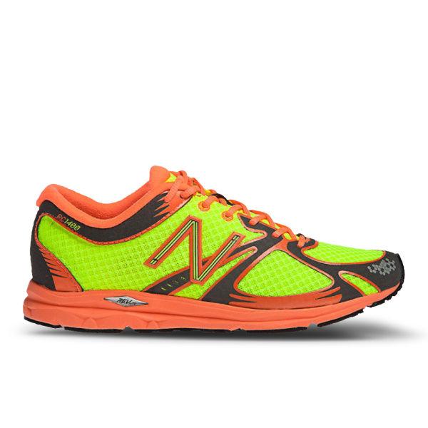New Balance Women's WR1400DY Speed Running Shoes - Hi Viz Yellow