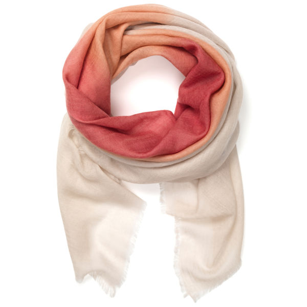 Jane Carr The Carre Eclipse Cashmere Scarf - Missy