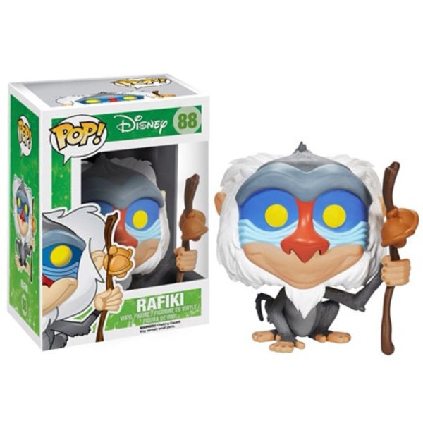 Disneys The Lion King Rafiki Pop! Vinyl Figure