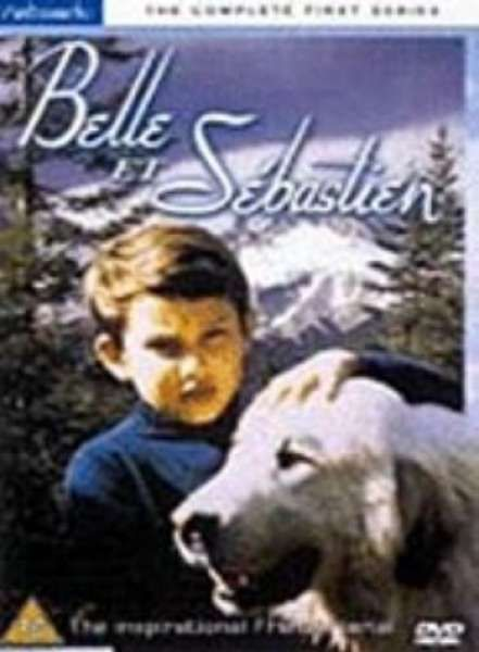 BELLE AND SEBASTIEN  THE COMPLETE SERIES DVD