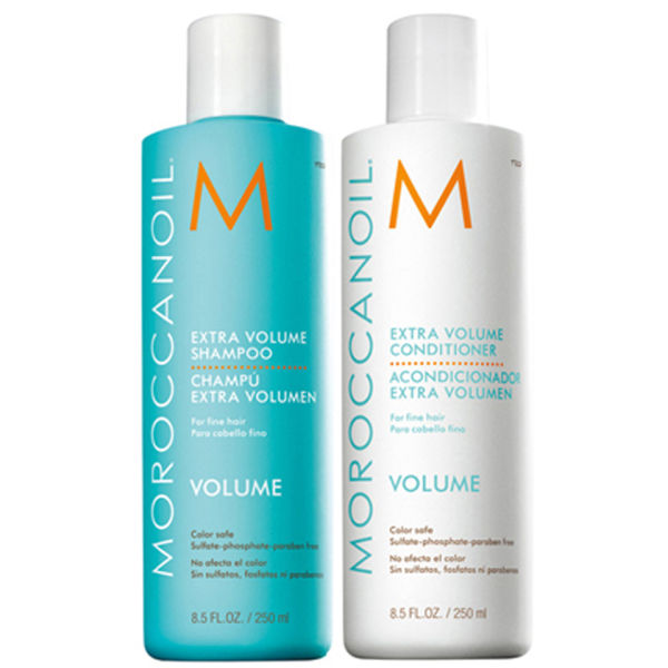 Moroccanoil Extra Volume Shampoo and Conditioner Duo (2x250ml)