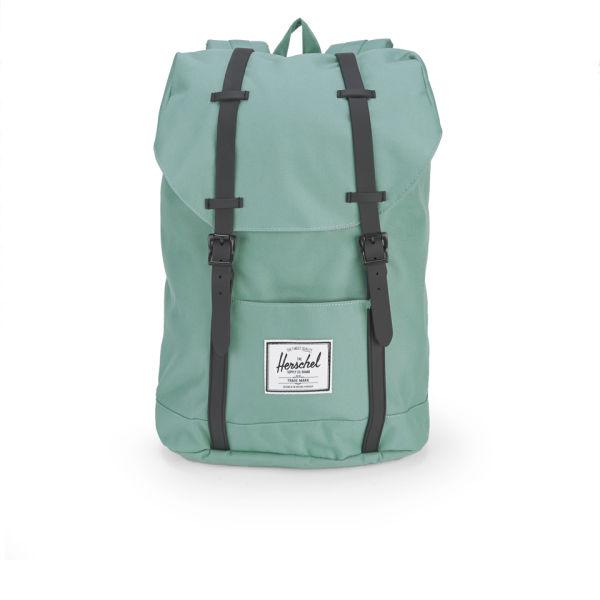 04154a7807 Herschel Supply Co. Retreat Backpack - Seafoam Black Rubber  Image 1