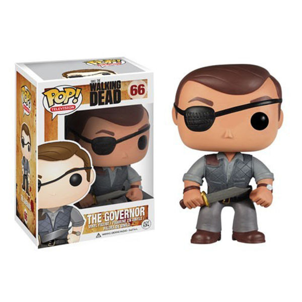 The Walking Dead The Govenor Pop! Vinyl Figure