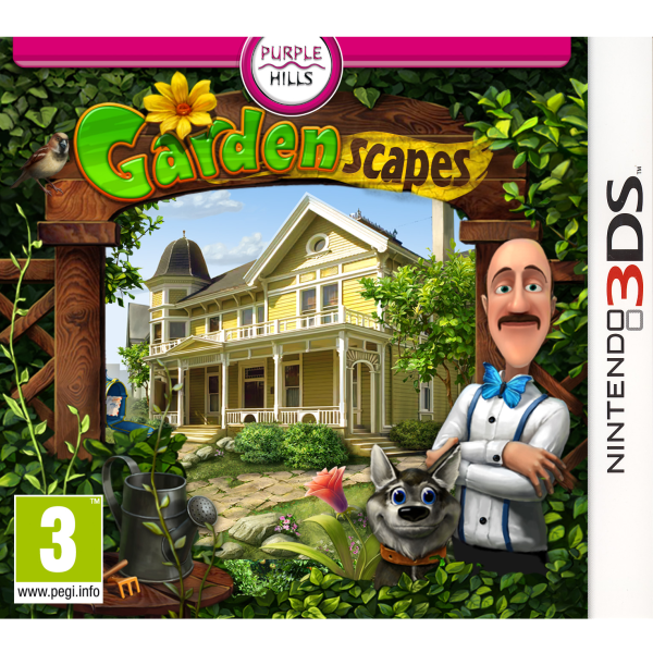 Game Gardenscapes Free Download Gardenscapes: Gardenscapes 3D Nintendo 3DS