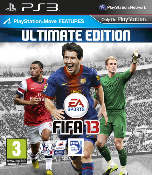 FIFA 13: Ultimate Edition