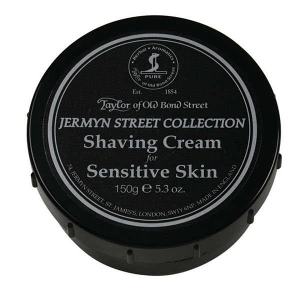 Taylor of Old Bond Street Shaving Cream Jermyn Street Collection