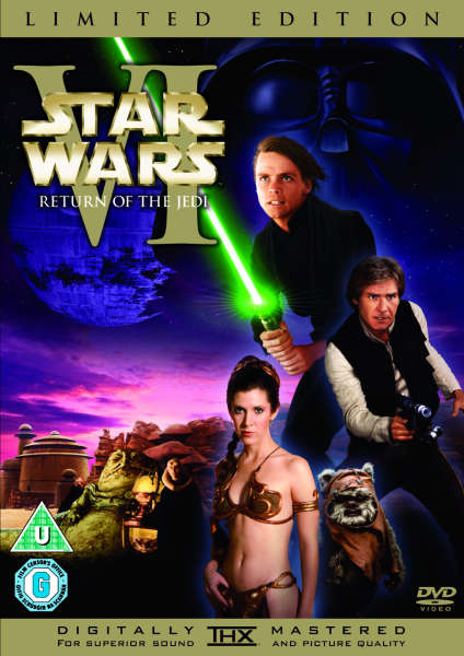 Star Wars Episode VI: Return Of The Jedi [Limited Edition ...