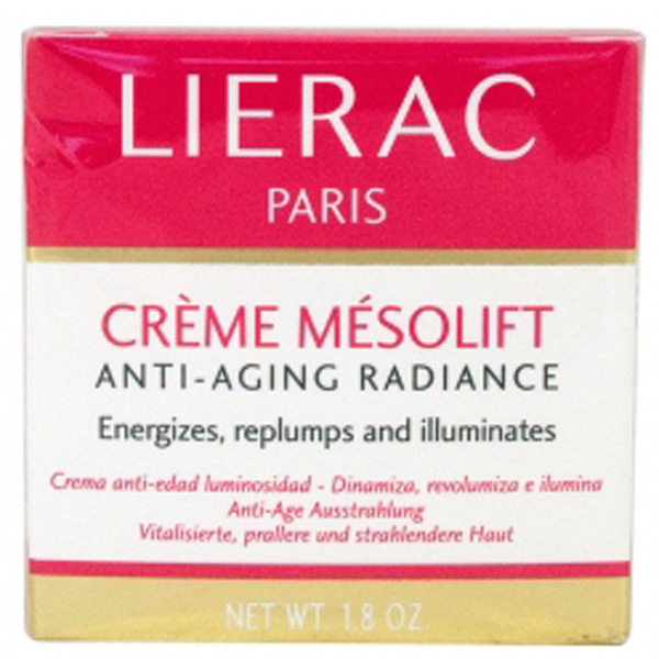 LIERAC CREME MESOLIFT ANTI-AGING RADIANCE CREAM (50ML)