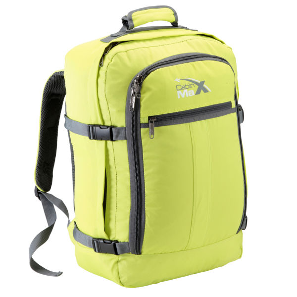 cabin max 44l backpack green iwoot. Black Bedroom Furniture Sets. Home Design Ideas