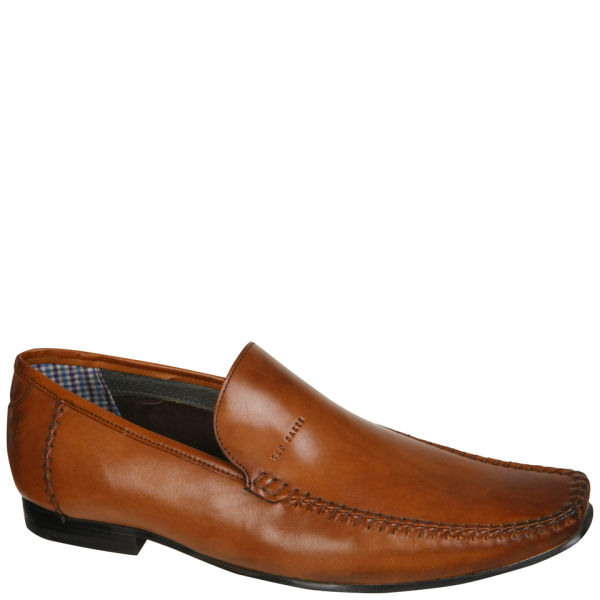 ted baker s bly 5 leather slip on shoes free