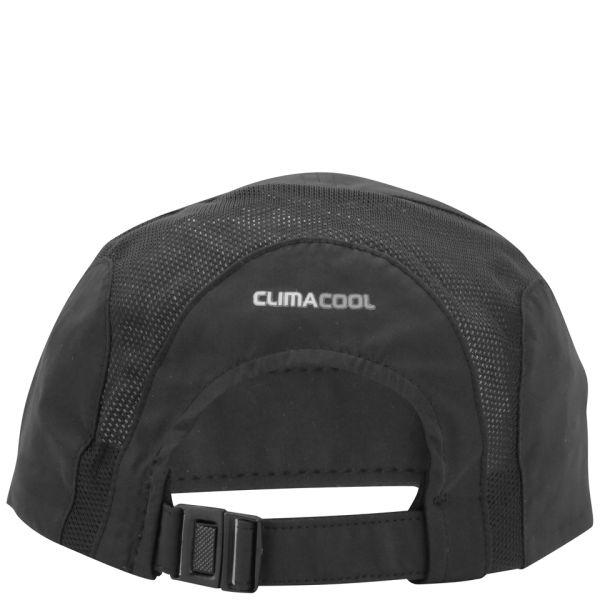 9778a15d792 adidas Unisex Run 3-Stripes Climacool Cap - Black Reflective Sliver  Image 3