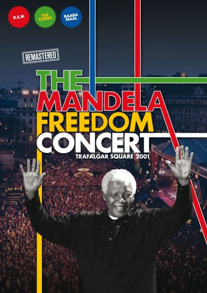 The Mandela Freedom Concert: Trafalgar Square 2001