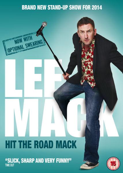 Lee Mack: Hit The Road Mack