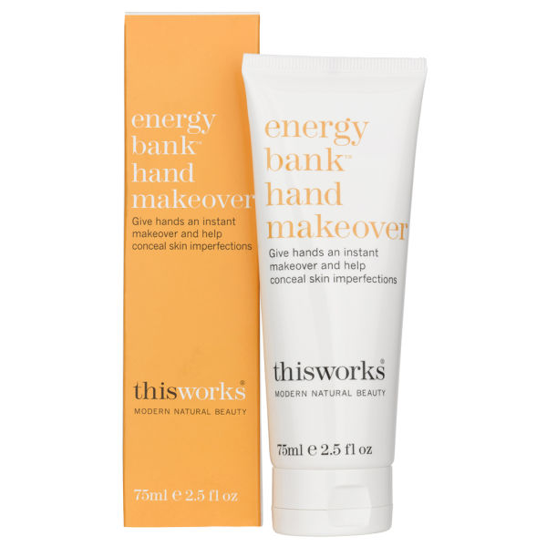 this works Energy Bank™ Hand Makeover crème des mains