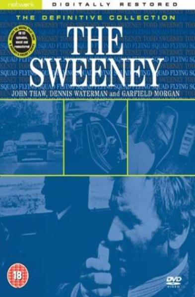 The Sweeney Complete Series Box Set 18dvd Dvd Zavvi