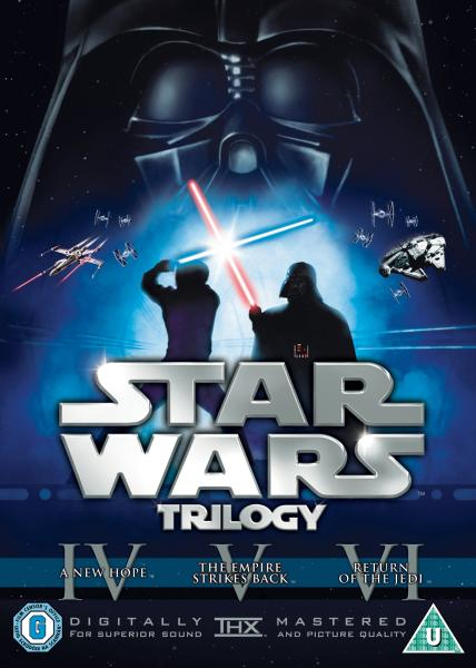 Star Wars Trilogy The Original Trilogy Episodes Iv Vi