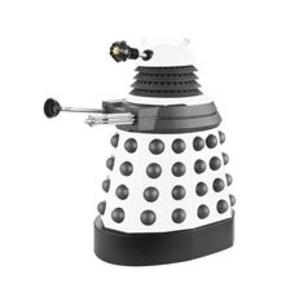 Doctor Who 5 Inch Dalek Paradigm Action Figure White
