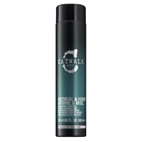 TIGI Catwalk Oatmeal & Honey Nourishing Shampoo (300 ml)