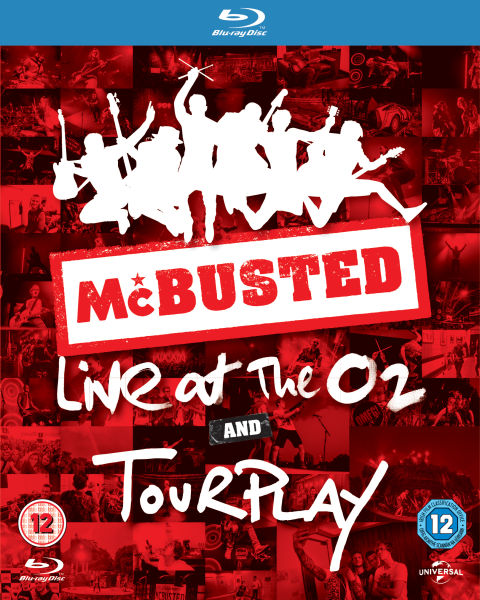 McBusted: Live at the O2/ Tour Play