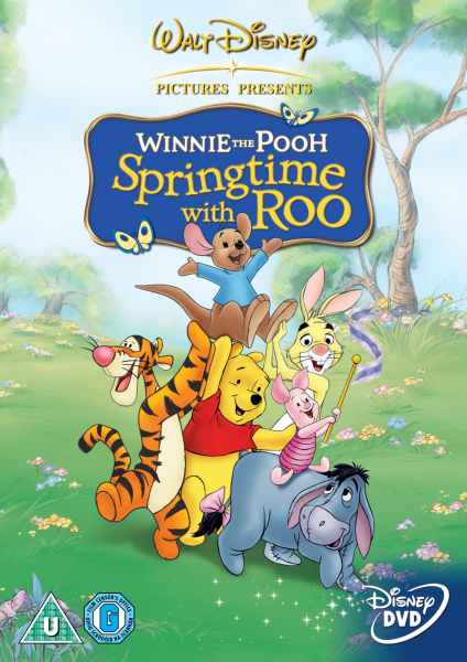 The Magical World Of Winnie The Pooh - Springtime With Roo