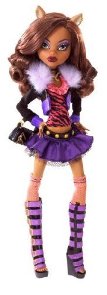 Monster High Doll Clawdeen Wolf Toys  TheHutcom