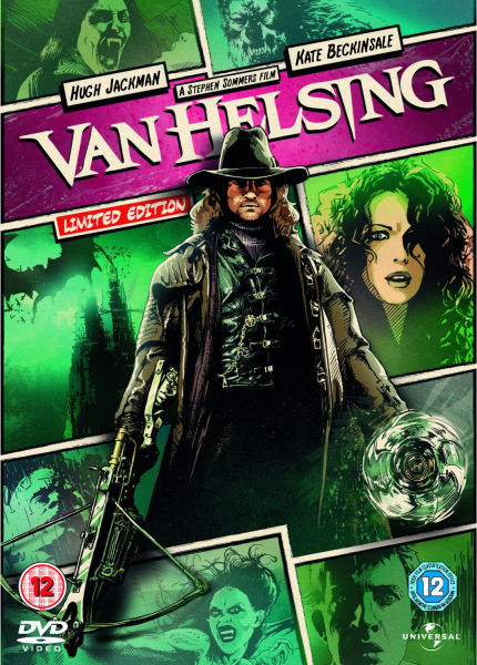 Van Helsing - Reel Heroes Edition