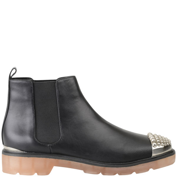 Senso Women's Cornelia Studded Chelsea Boots - Black