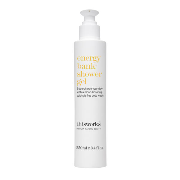 this works Energy Bank™ gel douche