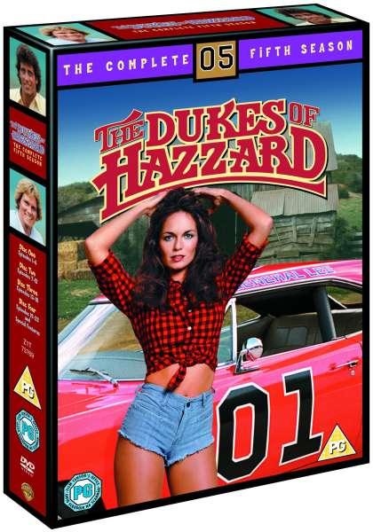 Dukes Of Hazzard Season 5 Dvd Zavvi