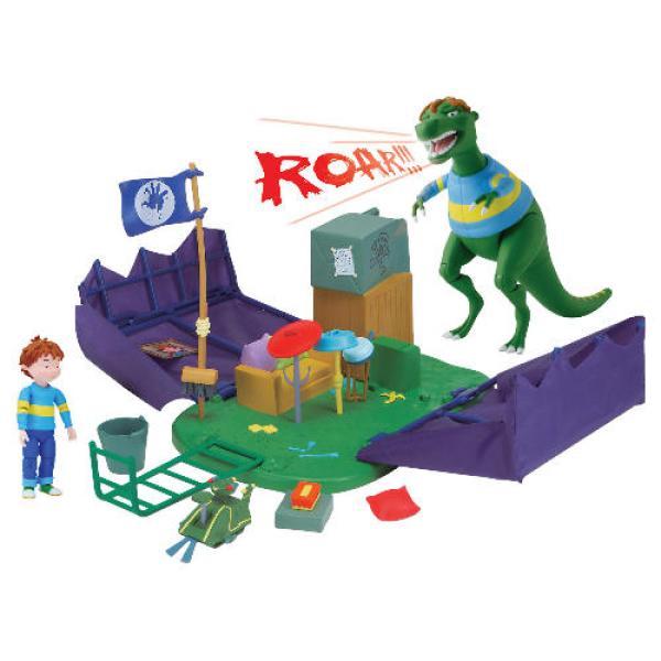 Horrid Henry Purple Hand Gang Fort Playset Toys | TheHut.com