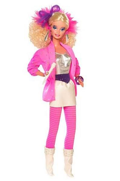 My favourite barbie doll essay