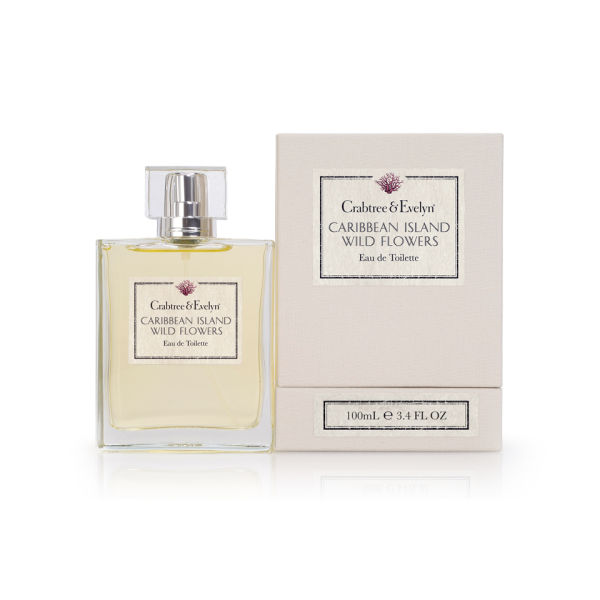 Crabtree & Evelyn Caribbean Island Wild Flowers Eau de Toilette (3 oz)