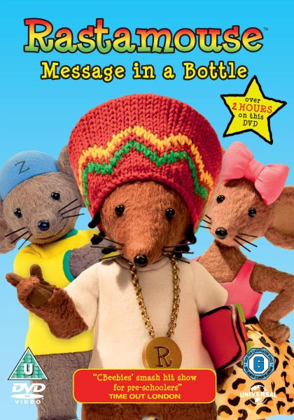 Rastamouse: Message in a Bottle