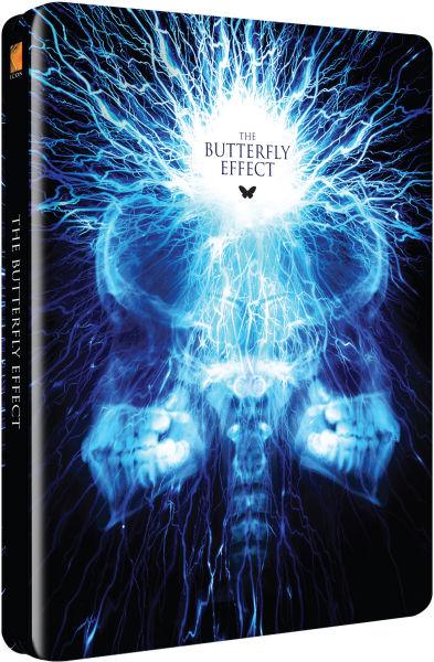 L'Effet Papillon - Steelbook Exclusif Limité pour Zavvi (Artwork Ultra Limité)