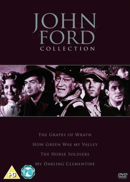 John Ford Box Set - My Darling Clementine/Grapes Of Wrath