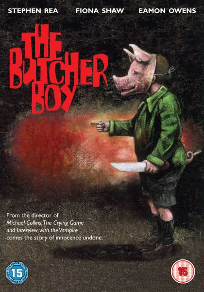 The Butcher Boy Dvd Zavvi