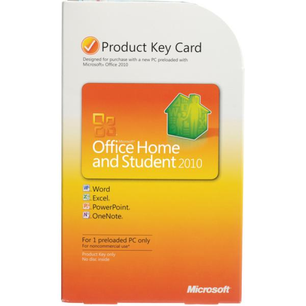 key de office 2010