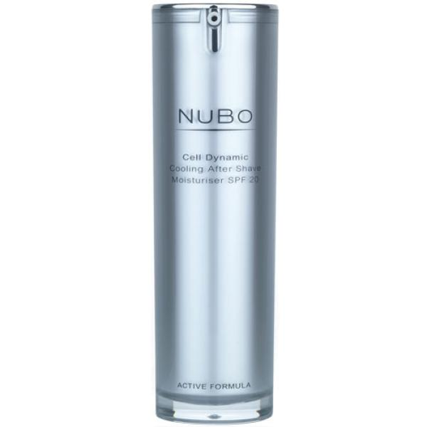 Nubo Cell Dynamic Cooling Aftershave Moisturiser LSF 20 (30ml)