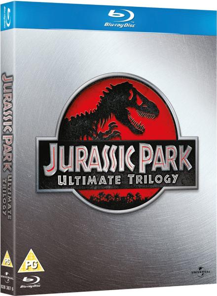 Jurassic Park Trilogie Blu Ray