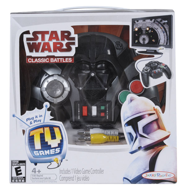 Tv Games Plug And Play : Star wars classic battles plug n play tv games iwoot